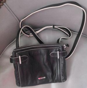 Ralph Lauren crossbody/shoulder bag.